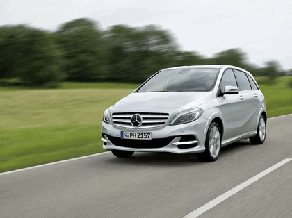 2012 Mercedes-Benz B-klasse Natural Gas Drive 11