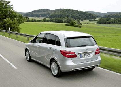 2012 Mercedes-Benz B-klasse Natural Gas Drive 12