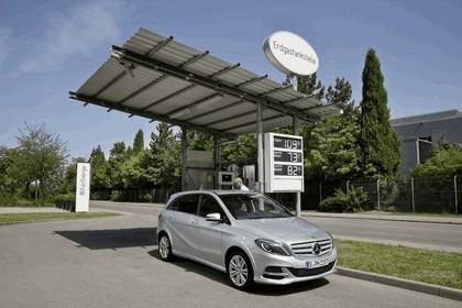 2012 Mercedes-Benz B-klasse Natural Gas Drive 14