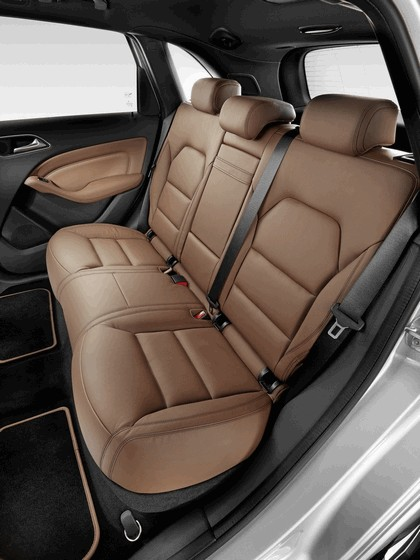 2012 Mercedes-Benz B-klasse Natural Gas Drive 17