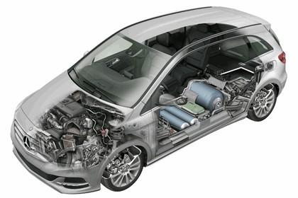 2012 Mercedes-Benz B-klasse Natural Gas Drive 22