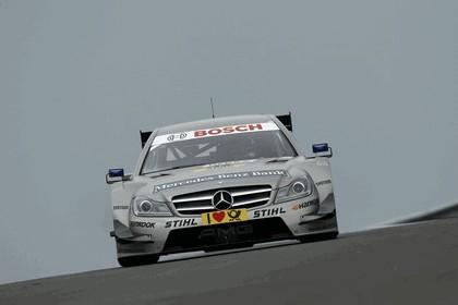 2012 Mercedes-Benz C-klasse coupé DTM - Zandvoort 1
