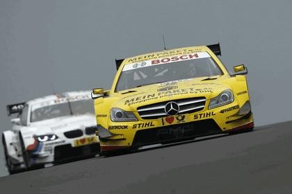 2012 Mercedes-Benz C-klasse coupé DTM - Zandvoort 4