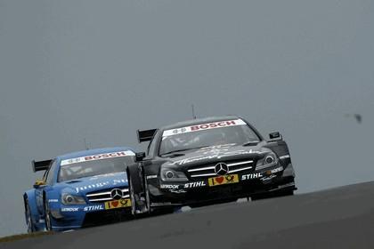 2012 Mercedes-Benz C-klasse coupé DTM - Zandvoort 5
