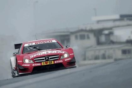 2012 Mercedes-Benz C-klasse coupé DTM - Zandvoort 7