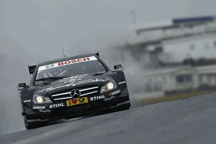 2012 Mercedes-Benz C-klasse coupé DTM - Zandvoort 9