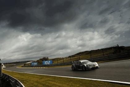 2012 Mercedes-Benz C-klasse coupé DTM - Zandvoort 12
