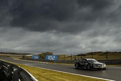 2012 Mercedes-Benz C-klasse coupé DTM - Zandvoort 13