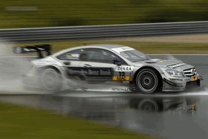 2012 Mercedes-Benz C-klasse coupé DTM - Zandvoort 17