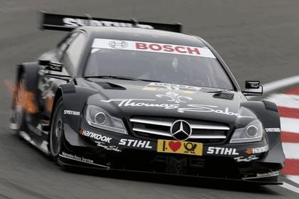 2012 Mercedes-Benz C-klasse coupé DTM - Zandvoort 23