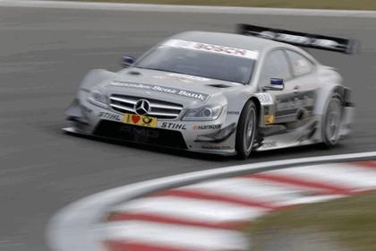 2012 Mercedes-Benz C-klasse coupé DTM - Zandvoort 25