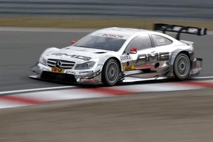 2012 Mercedes-Benz C-klasse coupé DTM - Zandvoort 26