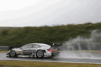 2012 Mercedes-Benz C-klasse coupé DTM - Zandvoort 35