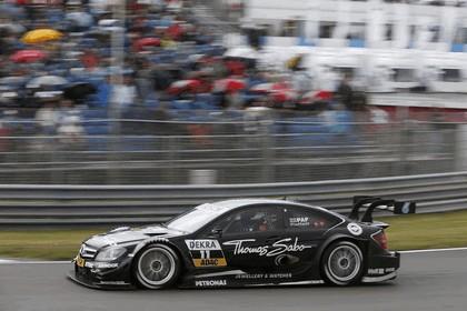 2012 Mercedes-Benz C-klasse coupé DTM - Zandvoort 46