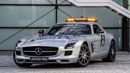 2013 Mercedes-Benz SLS 63 AMG GT F1 Safety Car 2