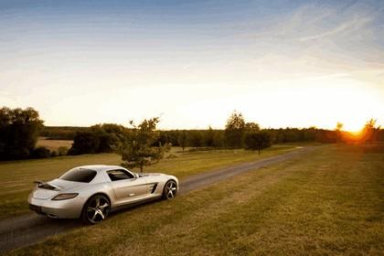 2012 Mercedes-Benz SLS 63 AMG MC700 by mcchip-dkr 2