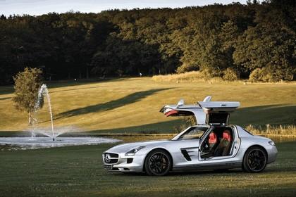 2012 Mercedes-Benz SLS 63 AMG MC700 by mcchip-dkr 4