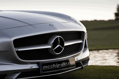 2012 Mercedes-Benz SLS 63 AMG MC700 by mcchip-dkr 9