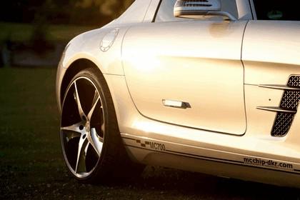 2012 Mercedes-Benz SLS 63 AMG MC700 by mcchip-dkr 10
