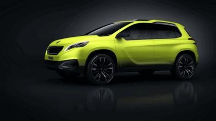 2012 Peugeot 2008 concept 1