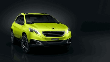 2012 Peugeot 2008 concept 2