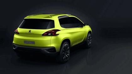 2012 Peugeot 2008 concept 6