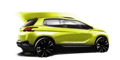 2012 Peugeot 2008 concept 9