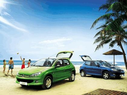 2006 Peugeot Dongfeng 206 1.6 5-door chinese version 17