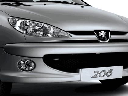 2006 Peugeot Dongfeng 206 1.6 5-door chinese version 23