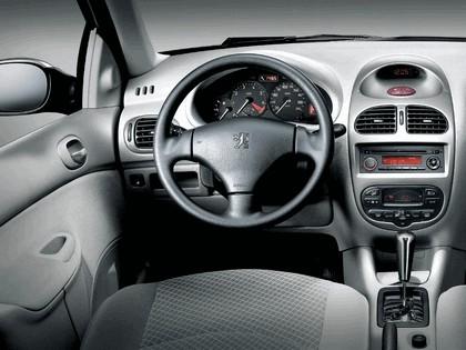 2006 Peugeot Dongfeng 206 1.6 5-door chinese version 27