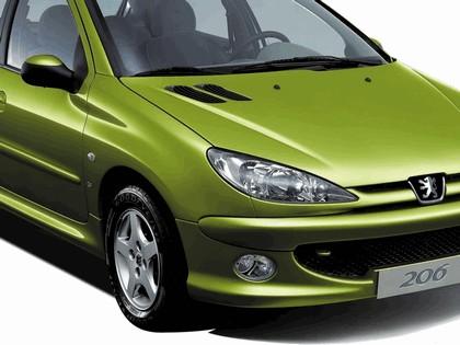 2006 Peugeot Dongfeng 206 1.6 5-door chinese version 37