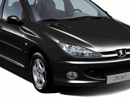 2006 Peugeot Dongfeng 206 1.6 5-door chinese version 42