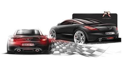 2012 Peugeot RCZ R concept 6