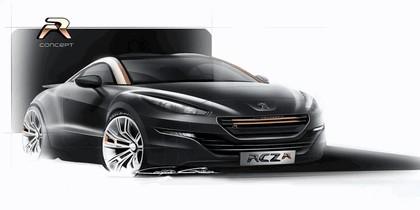 2012 Peugeot RCZ R concept 7