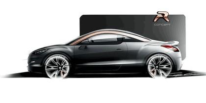 2012 Peugeot RCZ R concept 8