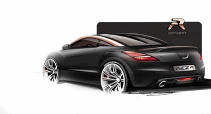 2012 Peugeot RCZ R concept 9