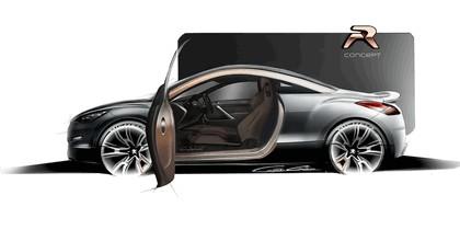 2012 Peugeot RCZ R concept 10