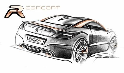 2012 Peugeot RCZ R concept 11