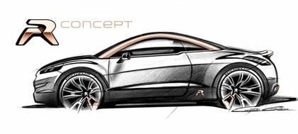 2012 Peugeot RCZ R concept 12