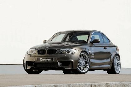 2012 G-Power G1 V8 Hurricane RS ( based on BMW 1M E87 ) 1
