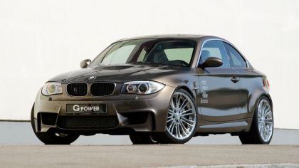 2012 G-Power G1 V8 Hurricane RS ( based on BMW 1M E87 ) 5
