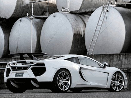 2012 McLaren MP4-12C Terso by FAB Design 5
