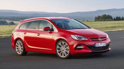 2012 Opel Astra SportsTourer BiTurbo CDTI 8