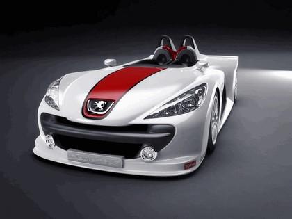 2006 Peugeot Spider 207 concept 2