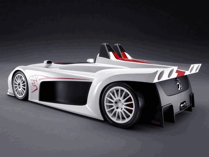 2006 Peugeot Spider 207 concept 5