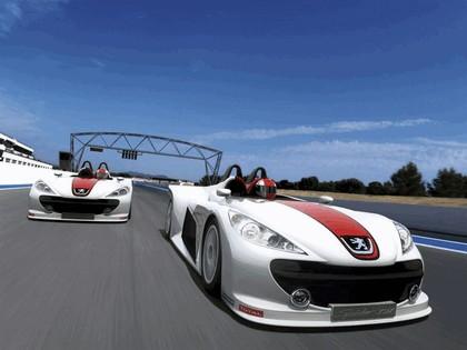 2006 Peugeot Spider 207 concept 11