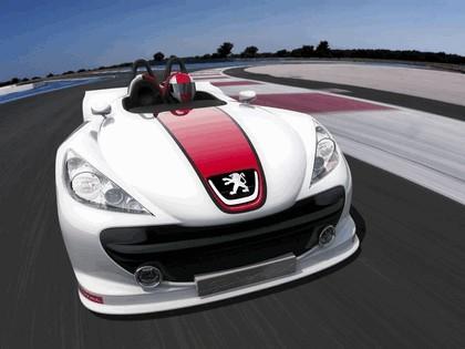2006 Peugeot Spider 207 concept 12
