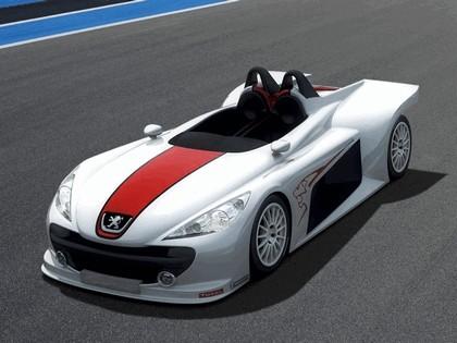 2006 Peugeot Spider 207 concept 16