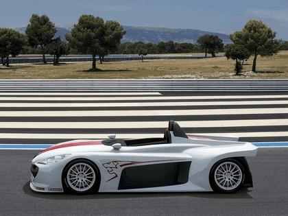 2006 Peugeot Spider 207 concept 17