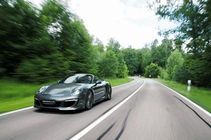 2012 Porsche 911 ( 991 ) Carrera cabriolet by Gemballa 4